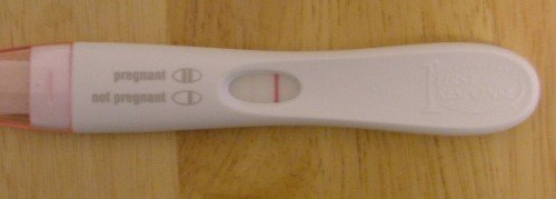 my 11 days post ovulation positive pregnancy test